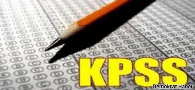 KPSS'de önemli değişiklik