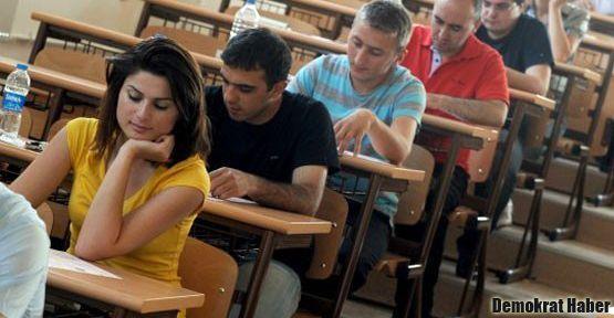 KPSS'yi kazanan memur yeniden sınava girecek