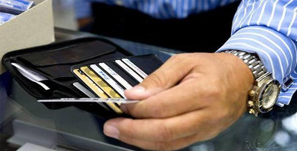Kredi kartı borcu rekora koştu!