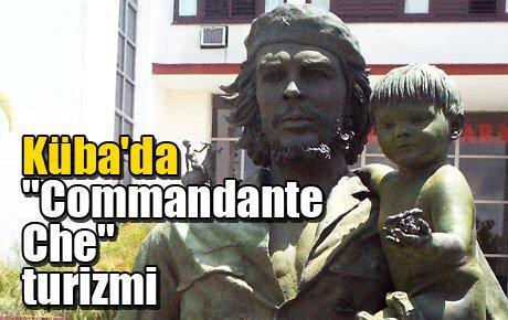 Küba'da Commandante Che turizmi