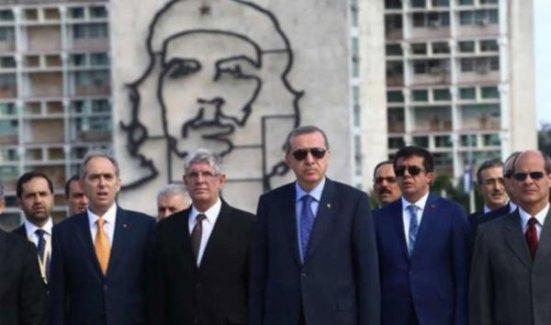 Kübalı yazar: Erdoğan'ın Küba hakkında hiçbir bilgisi yok
