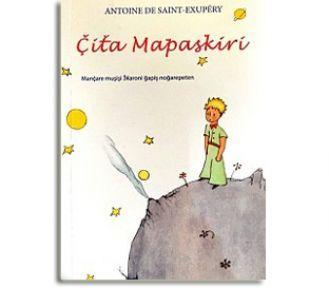 Küçük Prens, ilk Lazca çeviri kitap oldu