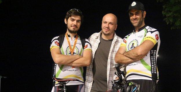 Küçükçekmece Bisiklet Grubu: Bisikletin üzerinde sınıf farkı yok