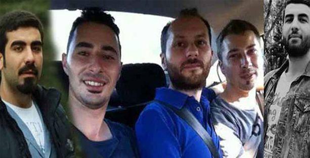 Kumburgaz'da kayıp 4 genci arama çalışmalarına son verildi