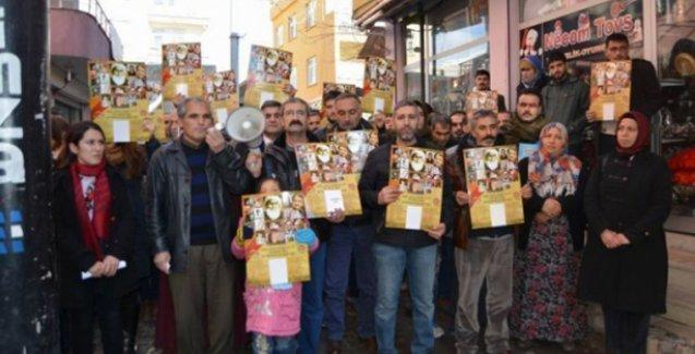 KURDÎ-DER Kürtçe takvim dağıttı, polis topladı