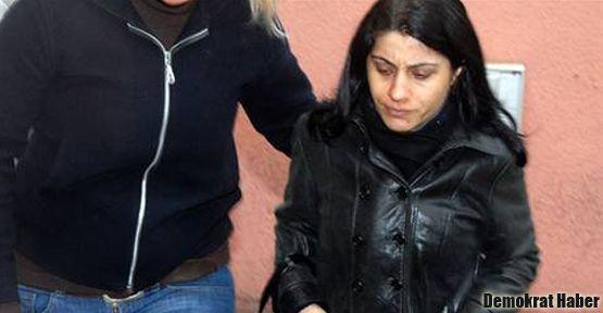 Kürt sanatçı Rojda gözaltında