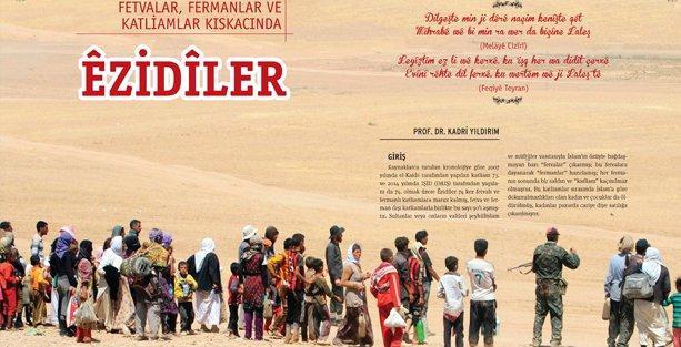 Kürt Tarihi Dergisi 15. Sayısını Ezidilere ayırdı