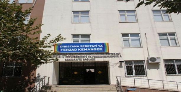 Diyarbakır'da Kürtçe okulun mührü kaldırıldı
