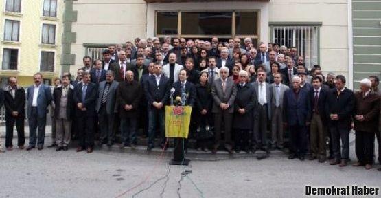 Kürtçe savunmayla, 98 belediye başkanına beraat