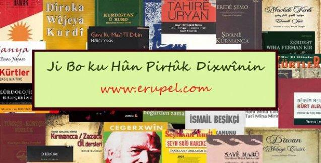 Kürtçe yayıncılığın dağıtım problemine bir çözüm: e-Rûpel