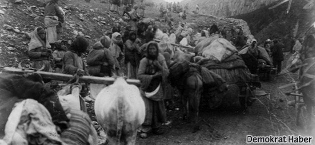Kürtler Ermeni Soykırımı'nı anlatıyor