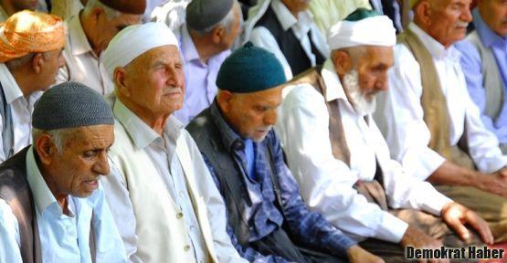 Kürtler Ramazan'a Sivil Cuma'yla girdi