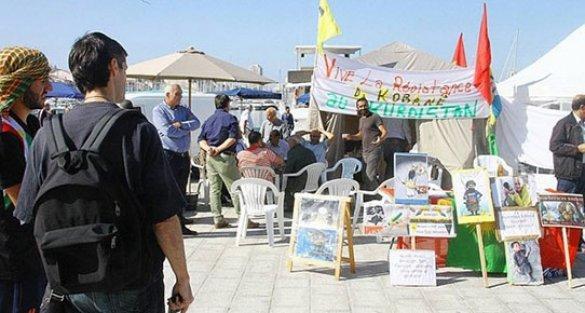 Marsilya Emniyet Müdürü'nden Kürtlere: Defolup gidin, kardeşlerinize yardım edin!