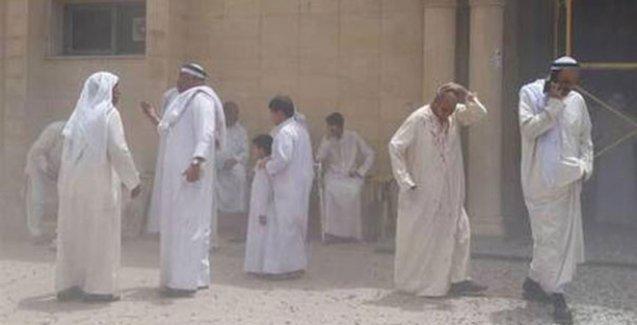 Kuveyt'te Şii camisine intihar saldırısı
