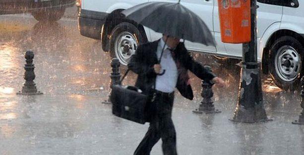 Kuvvetli yağış geri geliyor