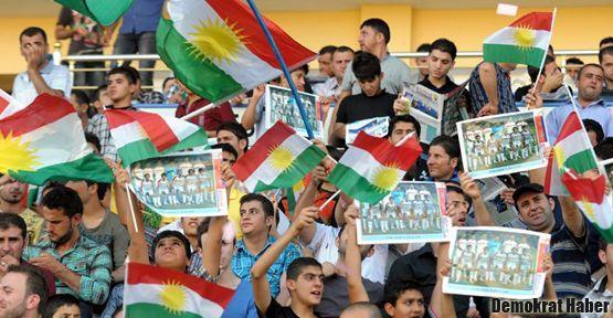 Kuzey Kıbrıs'ı yenen Kürdistan VIVA şampiyonu