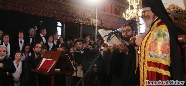 Kuzey Kıbrıs'ta 58 yıl sonra ilk ayin
