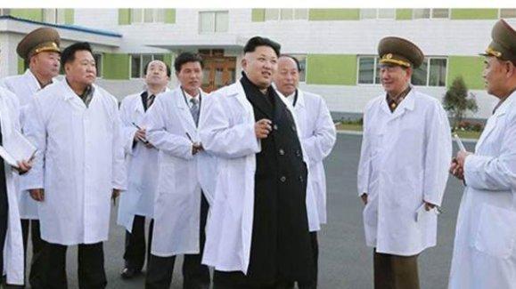 Kuzey Kore: AIDS, Ebola, SARS ve MERS'i iyileştiren ilaç yaptık