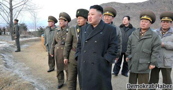 Kuzey Kore güneyle barış anlaşmalarını bozdu