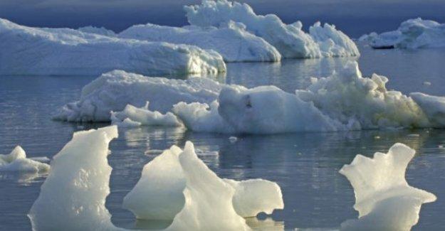 Kuzey Kutbu'ndaki buzullarda rekor erime