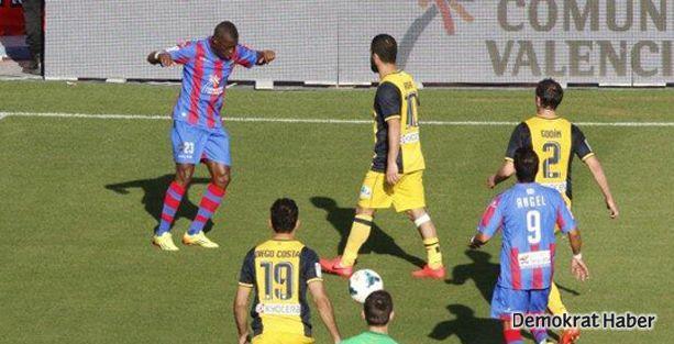 La Liga'da bu kez 'maymun sesiyle' ırkçılık