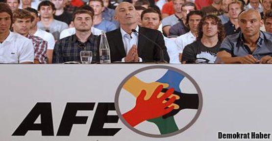 La Liga'da grev sesleri