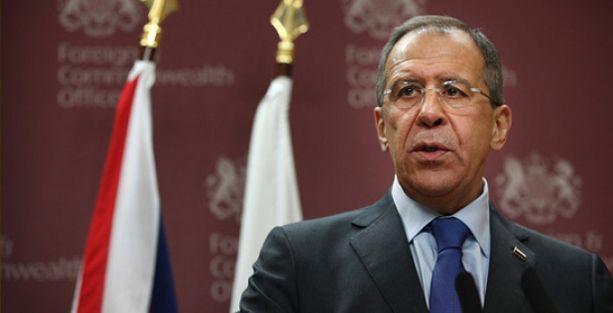 Lavrov: Irak'ı bu hale getiren ABD ve İngiltere'dir