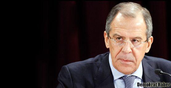 Lavrov: Suriye eşzamanlı olarak asker çekmeye hazır