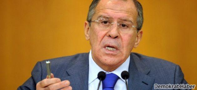 Lavrov'dan Suriye fotoğraflarına yorum