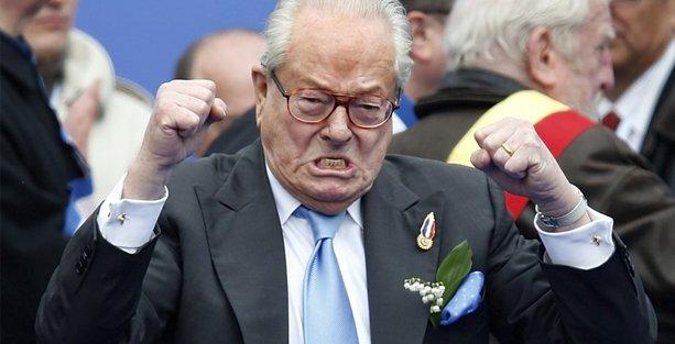 Le Pen, IŞİD militanları için giyotin kurulmasını istedi