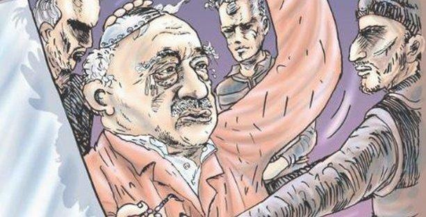 Leman'dan Fethullah Gülen'li kapak