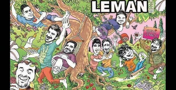 LeMan'dan Gezi'nin 1. yıldönümüne özel kapak