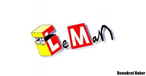 Leman'ın kapağında Erdoğan ve Davutoğlu çakılıyor!