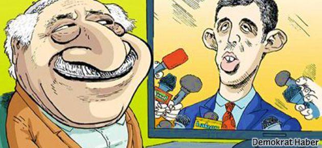 Leman'ın kapağında Gülen ve Hakan Şükür