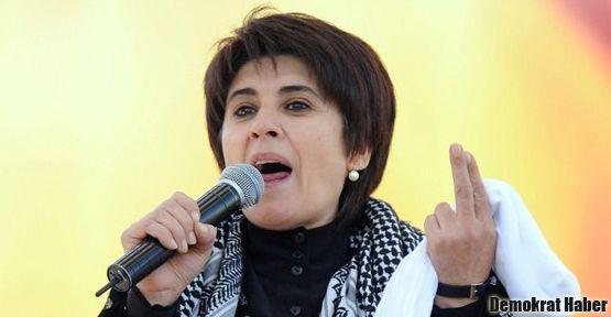 Leyla Zana: Bu işi Erdoğan çözer!