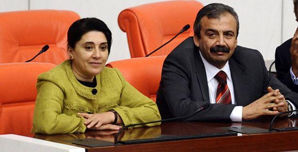 Leyla Zana ve Sırrı Süreyya Önder Erbil'e gidiyor