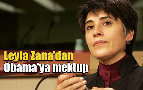 Leyla Zana'dan Obama'ya mektup