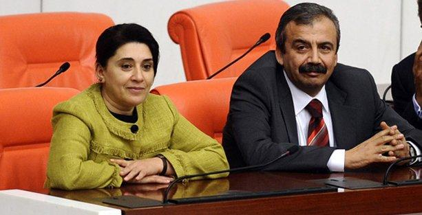 Leyla Zana'lı HDP İmralı Heyeti Kandil'e gitti