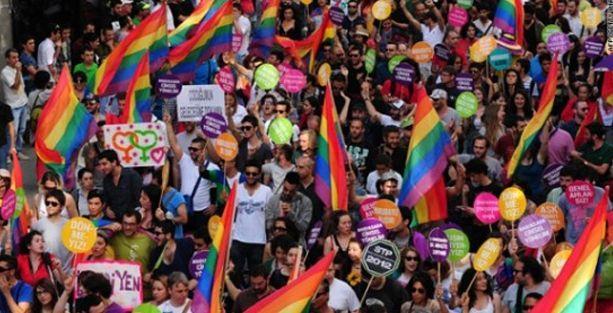 LGBTİ destek istiyor
