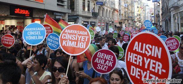 LGBTİ hareketi, devlete sorumluluklarını hatırlatacak