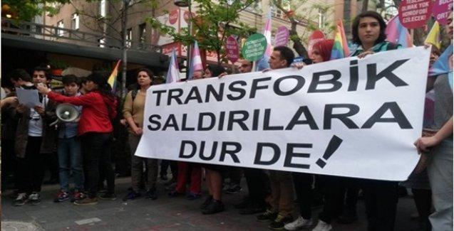 LGBTİ örgütler transfobiye karşı yasal düzenleme istiyor