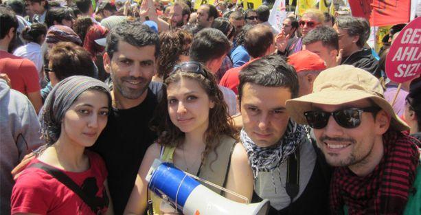 LGBTİ'ler: Kurtuluş yok tek başına!