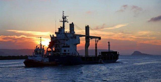 Libya açıklarındaki Türk gemisi bombalandı!