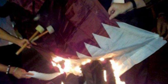 Libya'daki 'terör karşıtı' protestolarda Türkiye'ye tepki