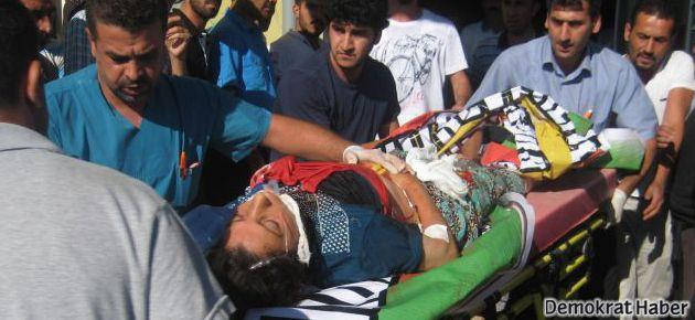 Lice'de protestocu köylülere ateş ve ölüm!