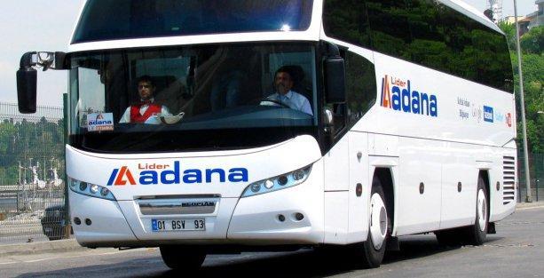 Lider Adana Seyahat Online Bilet