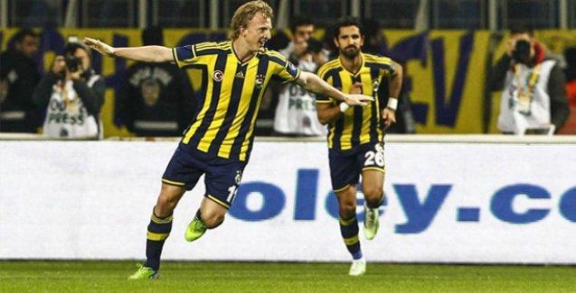 Lider Fenerbahçe ikinci yarıya da galibiyetle başladı