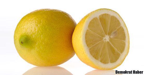 Limonun hayati faydaları