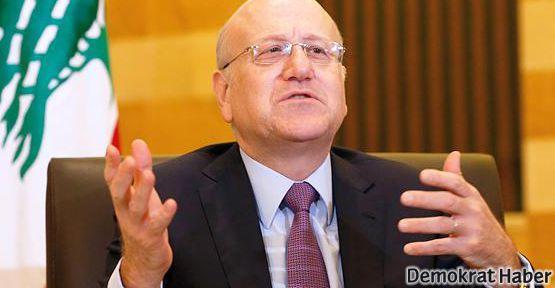 Lübnan Başbakanı Mikati istifa etti