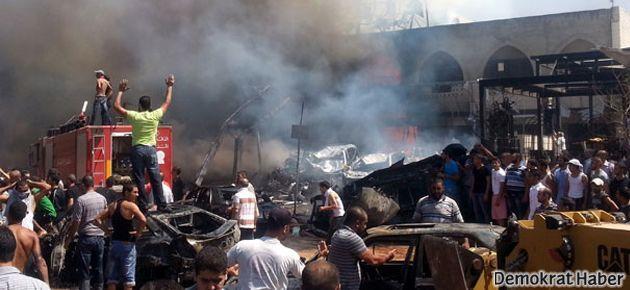 Lübnan'da çifte patlama: 42 ölü!